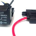 C4/C5 Headlight Relay Kit 84-04