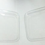 Corvette C4 Headlight Lenses Replacement 1984-1996