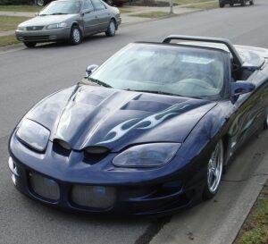 Firebird & Trans Am Leman Style non popup Racing Headlights 1998-2001